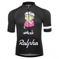 Simpsons Ralpha bicycle Jersey bike Jerseys road track MTB race cut aero cycling jersey man men italian clothing quick dry short
