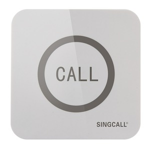 Image 5 - SINGCALL Wireless Nurse Calling System Watch Wireless Calling Receiver Waiter Caller 1 Smart Watch with 2 Touchable Bells