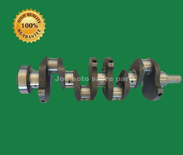 4JA1 2.5 8v crankshaft for ISUZU/Campo/Trooper 2499CC 2.5D 93MM 1988 8 94455 240 1 8944552401