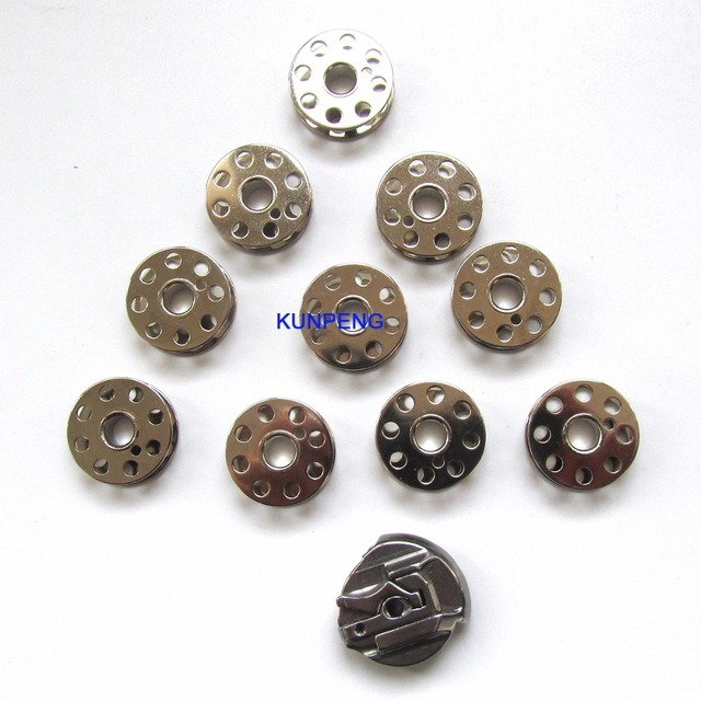 1 Bobbin Case#45751&10 bobbins #45785 for Singer Featherweight Sewing  Machine
