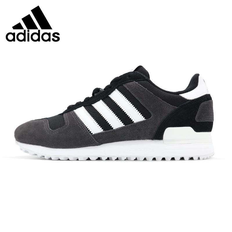 Prix pour Original Nouvelle Arrivée 2017 Adidas Originals ZX 700 Hommes de Planche À Roulettes Chaussures Sneakers