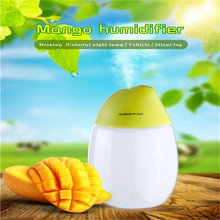 400ML Ultrasonic Humidifier Air Cleaner USB Car Humidifier Mini Aroma Essential Oil Diffuser Aromatherapy Mist Maker Home Office