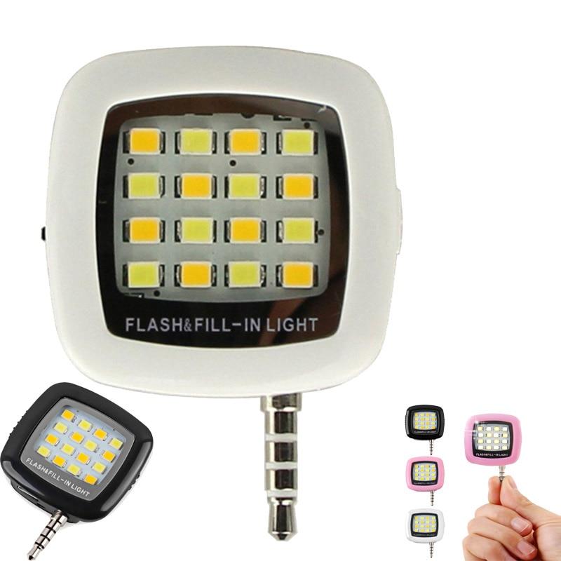 2018 Mini LED universal LED de lumină cu LED-uri lumină umple - Camera și fotografia