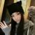 Lã Malha Beanie Skullies Chapéu Com Orelhas de Gato Mulheres Inverno 2017 Quente
