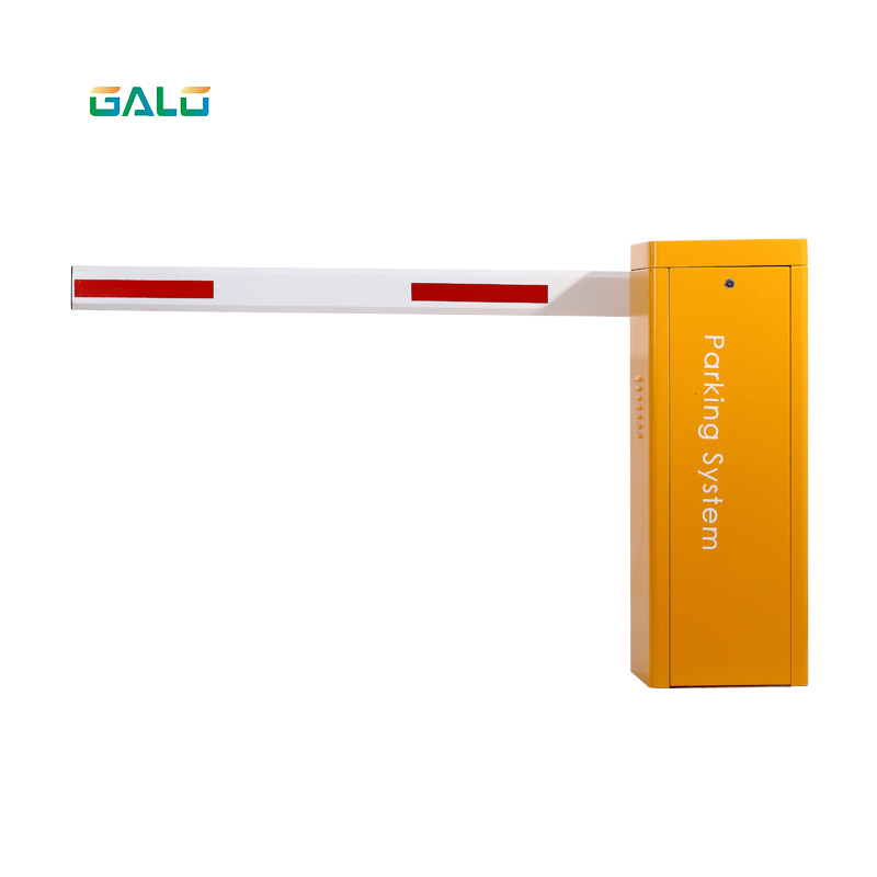 Automatic Boom Arms Barrier Gate For Traffic Car Parking Road