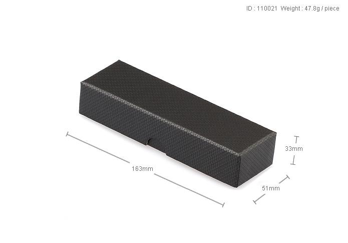 Box,Cufflinks + tie clip Set Box, Three pairs mounted gift box