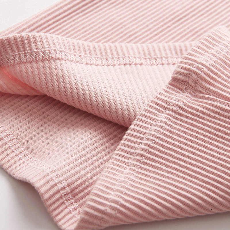 2018 frühling Herbst 2-12T 100% Baumwolle Weiß Grau Einfarbig Langarm Plissee Drehen-unten Kragen neck T Shirt Für Mädchen 10 Jahre