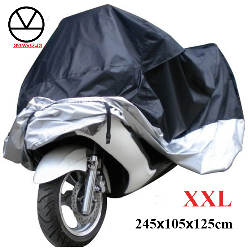 Motocycle Covers xxxl Waterproof Outdoor Large 3XL-265X105X125-104inch