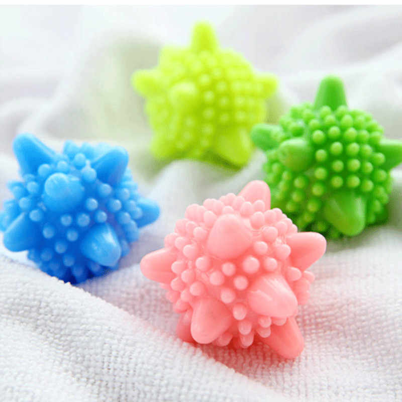 Anti-winding Laundry Ball Home Washing Machine Starfish Solid Cleaning Ball Super Strong Decontamination Magic Laundry Ball