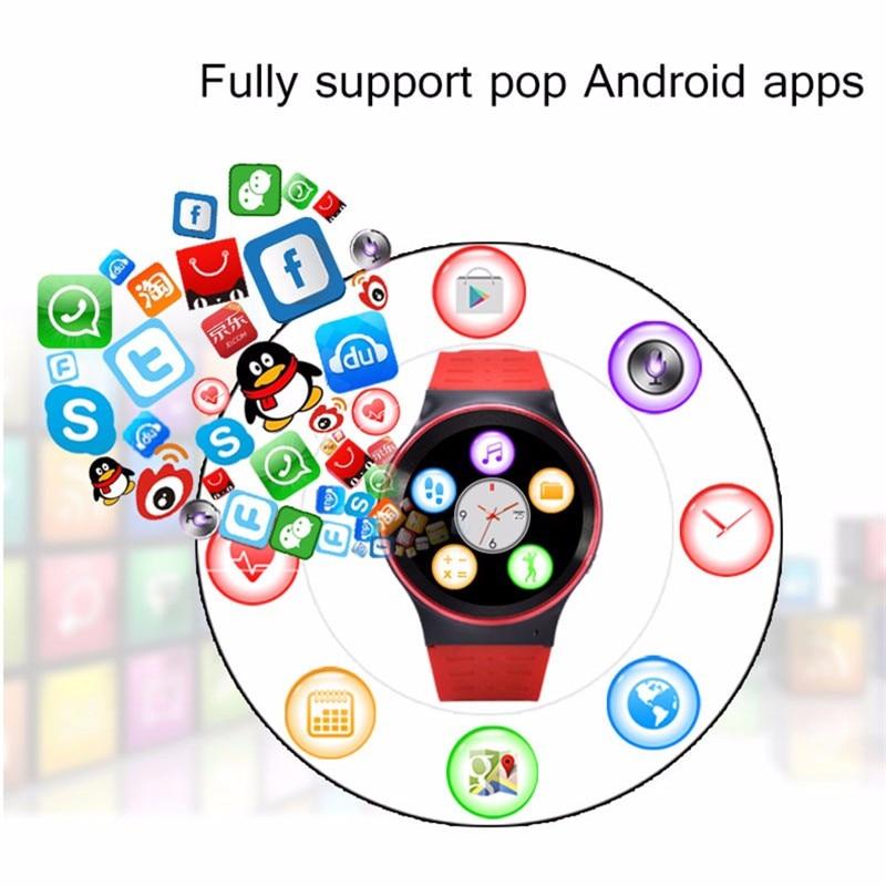 New Original ZGPAX S99 Sport font b Smart b font Watch MTK6580 Android 5 1 Support
