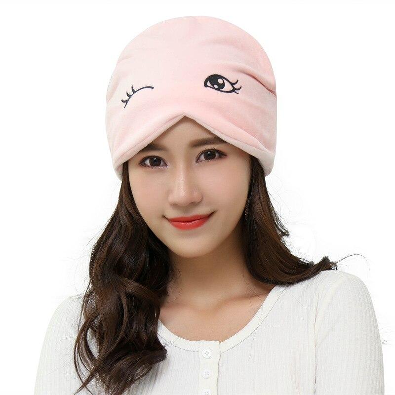 Pregnant Women Hat Cute Cotton Multi-function Maternity Hat Anti-head Wind Pile Hat Pregnant Women Postpartum Month Hat