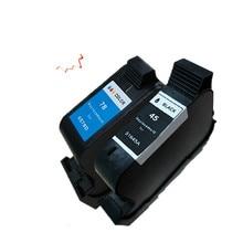 Картриджи для HP 45 78 XL 45XL 78 XL HP45 HP 78 HP45XL Deskjet 930c 980c 1220cse 9300 Photosmart 1000 1215 fax 1220 Printer