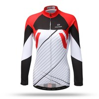 Women Top Bicycle MTB Thermal Fleece Cycling Jersey Only XS 4XL Long Sleeve Winter Cycling Clothing