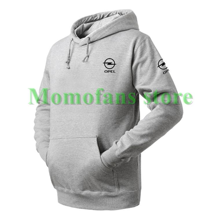 Для женщин и мужчин Opel логотип пуловер толстовка хлопковые комбинезоны