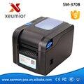 Puerto USB de alta velocidad 203 DPI Impresora de Etiquetas de código de Barras Térmica Directa Impresora Pos Impresora de Etiquetas de código de Barras Etiqueta de La Impresora