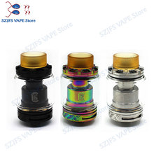 SUB TWORLD RDA e cigarettes vape atomizers RTA electronic cigarette tank 24mm Atomizer RDTA Rebuildable Dripper Drip liquid 510 стоимость