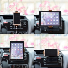 360 degree Rotating Car Air Vent Mount Holder Stand For GPS