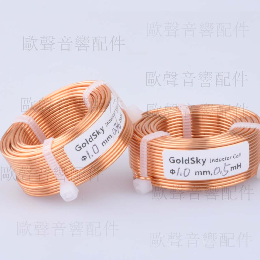 где купить  1pc 4N Oxygen-free copper coils  frequency divider inductance coil  дешево
