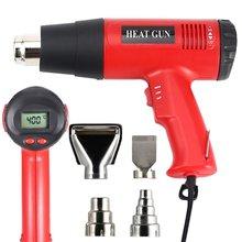 Hot Air Heat Gun 866B 2000W Digital LCD Electric Temperature