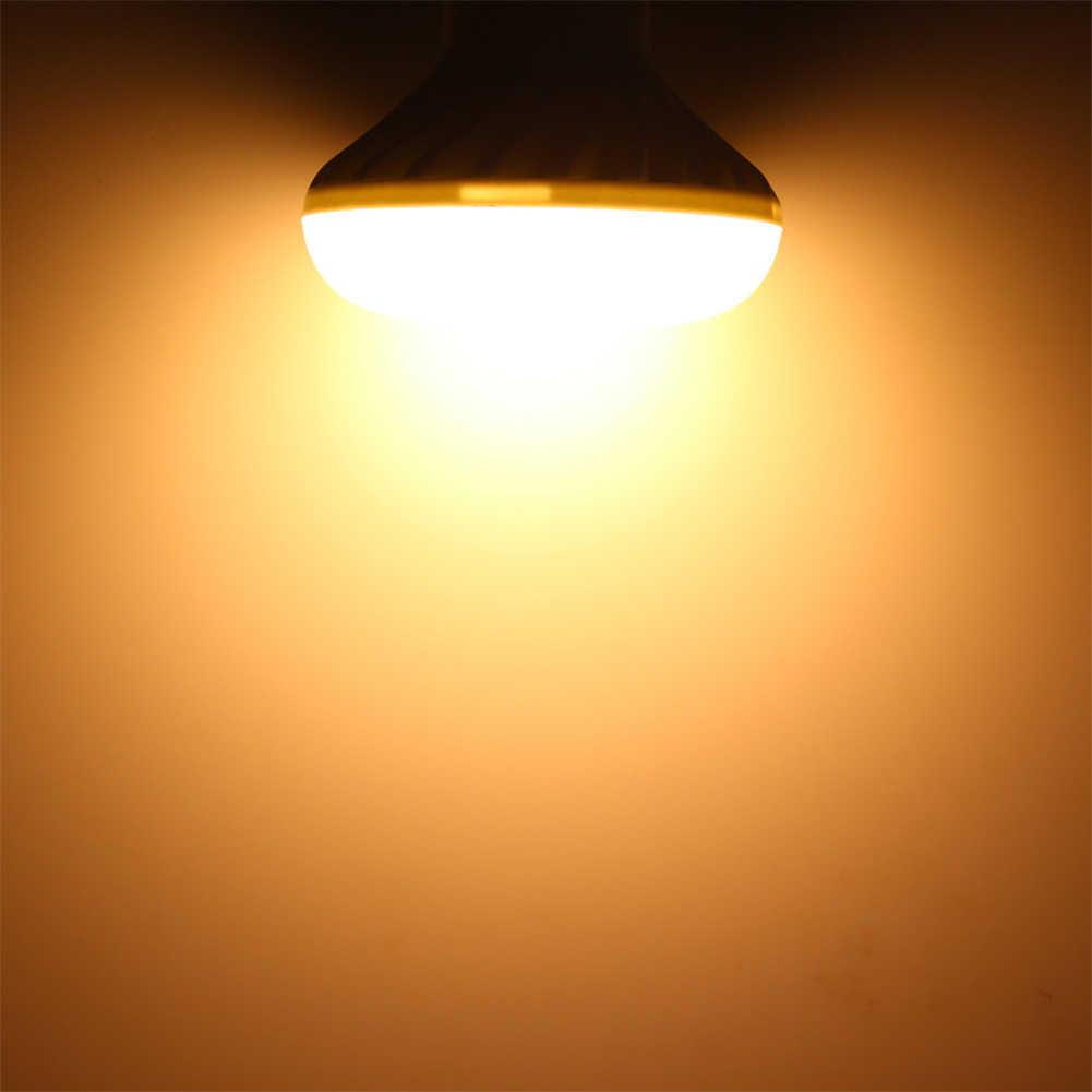 R39 R63 R80 R50 Led Spot réflecteur ampoule coquille blanche lampe 3W 5W 7W 9W 12W 85-265V AC220V E27/E14 pour l'éclairage de bureaux