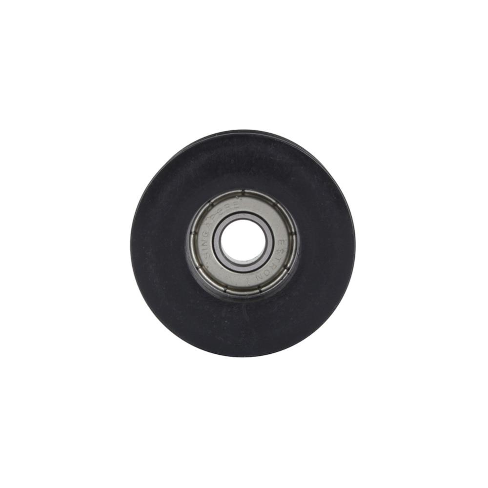 Nylon Roller Bearings 0840UU Groove Guide Pulley Rail Bearing Wheel 8*40*20.5mm