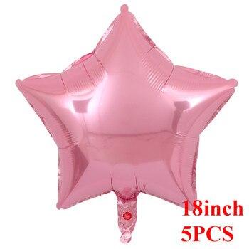 1PC 100*97CM Pink Horse Little Pony Unicorn Foil Balloons Helium Balloon Kids Toys Wedding Birthday Animal Party Decor Supplies 19
