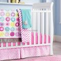 6 pc Berço Infantil Quarto Jogo de Quarto Do Berçário Do Bebê Dos Miúdos cor rosa berço bedding bedding set para bebê recém-nascido da menina menino