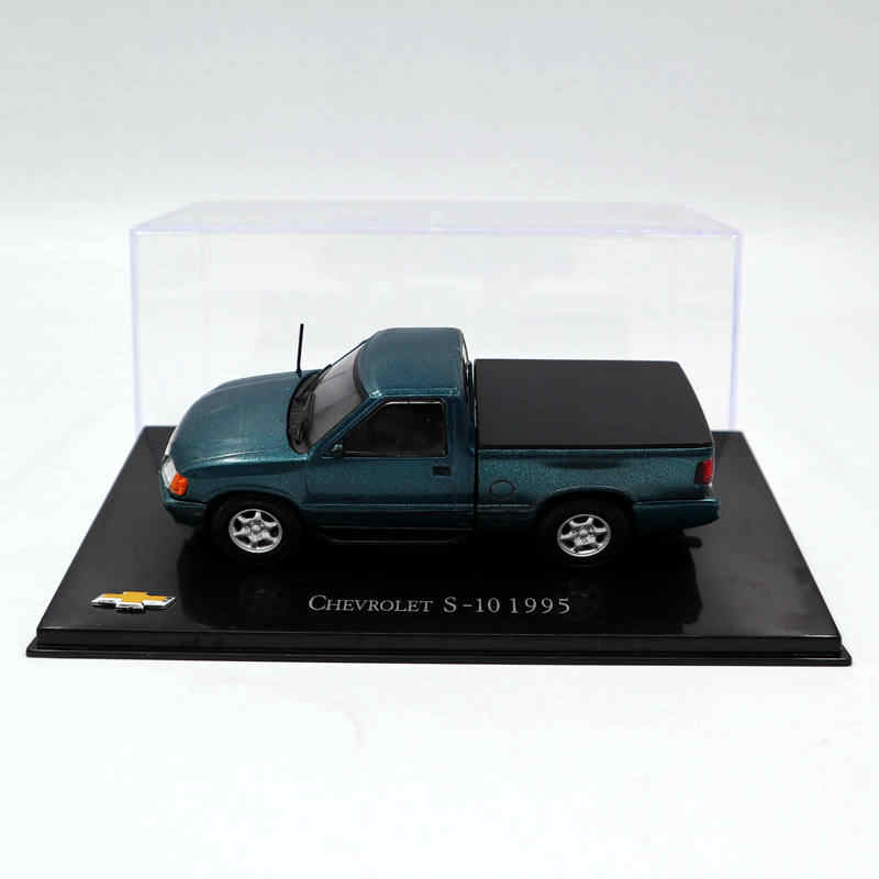 <b>IXO</b> Алтая <b>1:43 Chevrolet</b> De <b>Luxe</b> S10 1995 модели литой ...