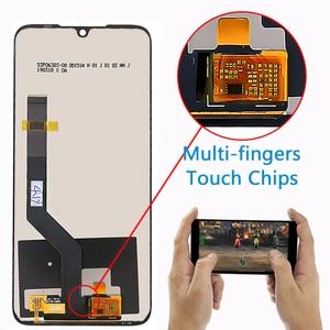 Image 2 - จอแสดงผล LCD สำหรับ Xiaomi Redmi หมายเหตุ 7 LCD Touch Screen Digitizer ASSEMBLY 10 TOUCH สำหรับ Redmi Note7 Pro / Note7 repair Part