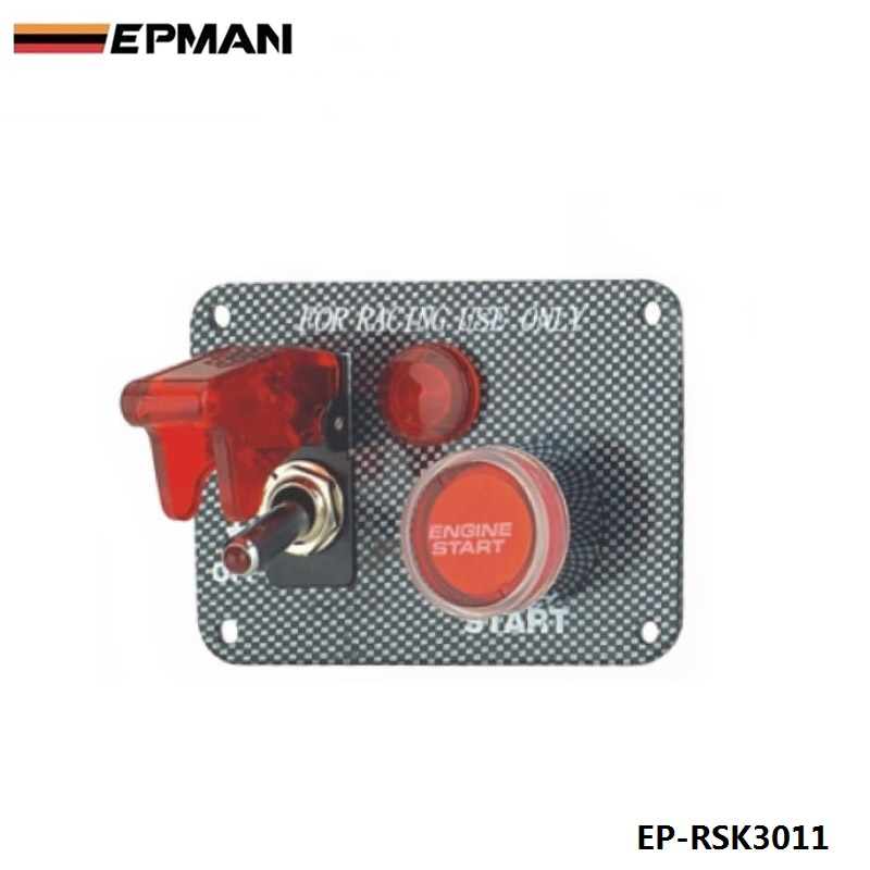 Switch kit racing epman-car electronics/interruptor de paneles de interruptores-