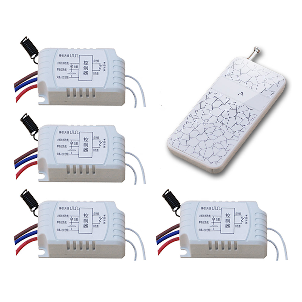 New Wireless Remote Control Switch Remote Switch 1 CH Channel receiver with Manual Fuction Motor Lighting Switch 2pcs receiver transmitters with 2 dual button remote control wireless remote control switch led light lamp remote on off system