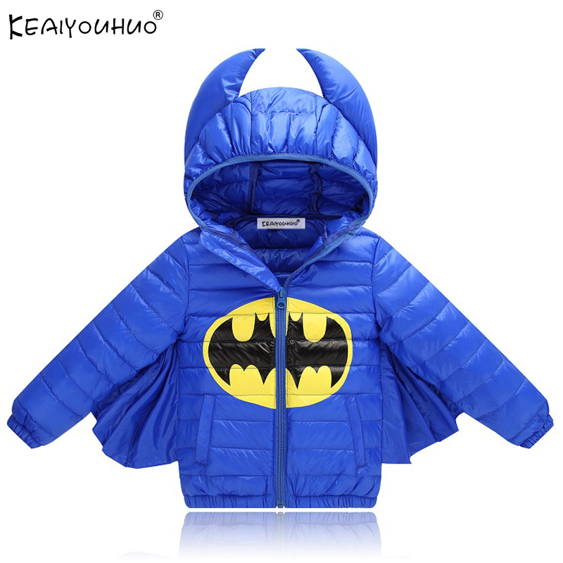 d2ef7c2a7e64 aliexpress.com - KEAIYOUHUO Spiderman Coat Batman Jacket 2018 New ...