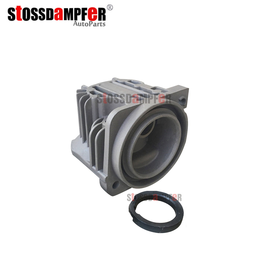 o] StOSSDaMPFeR Air Suspension Air Compressor Cylinder Head With O