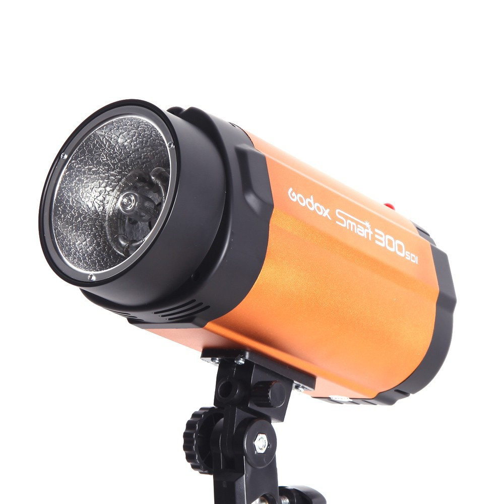 GODOX Smart 300SDi Pro Photography Studio Monolight Strobe Photo Flash Light 300ws 300w exclusive high power semiconductor refrigeration piece electronic refrigeration chip tec1 12730 360w