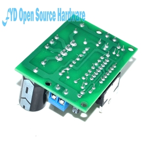 Image 2 - 1pcs TDA7293 Digital Audio Amplifier Single Channel AMP Board AC 12V 32V 100W
