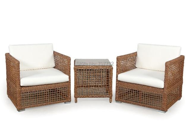 Nuevo! Diseño moderno SGC 13271A mimbre al aire libre sofá de mimbre ...