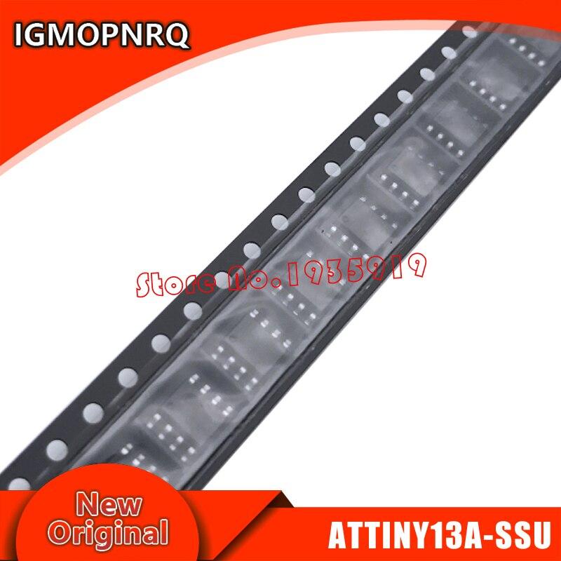ATMEL ATTINY13A-PU TINY13A-PU DIP-8 CHIP IC