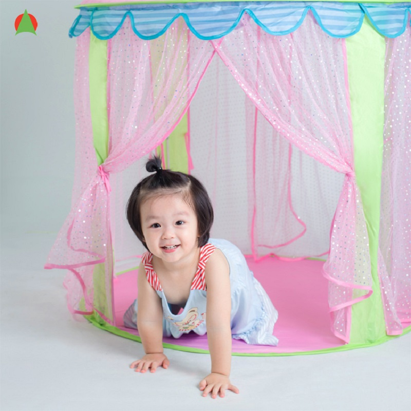ФОТО child gift large children play house outdoor tents game house kids play tents pink kids tents d332
