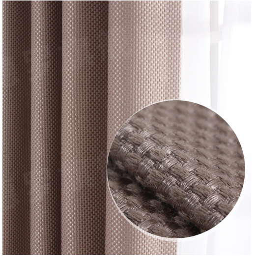 ... Wrap Plaid Blackout Fabric For Curtains Pillows Sofa Covers Cushions Tablecloth  Cloth Material The Finished Curtain