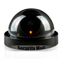 Xinsilu New Model Lowest price Outdoor Waterproof IR CCTV Dummy Dome of the LED fake Surveillance security camera