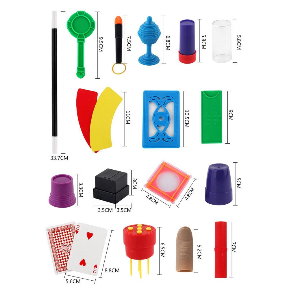 Мистический набор Magic набор начать быстро трюк детские волшебные игрушки для Tricky Прямая