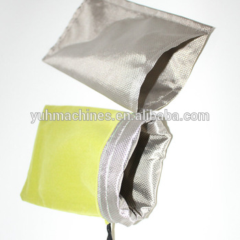Blocking signal phone bag with anti radiation protection