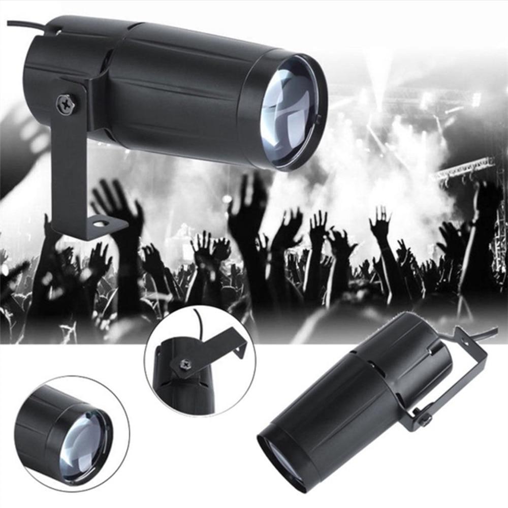 Total 5W LED Pinspot Light /LED Beam Effect Stage Lighting /Single Color Beam Lamp For Shop Blind Corner/DJ Spot Lights/LED Lamp