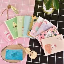 50 листов/упаковка масляная пленка для макияжа лица очищающая масляная впитывающая Blotting Papers beauty Tools узор случайный