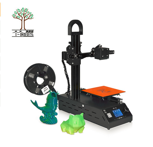 TT 1s mini Windows 3D printer Fully Assembled supplied home Mini 3D printer DIY automatic leveling