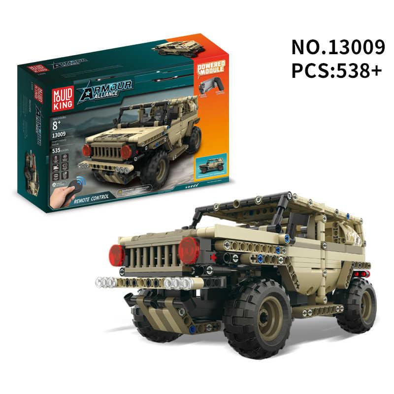 2019 Juguetes Mould King Technic 13009 Armour Alliance Rc