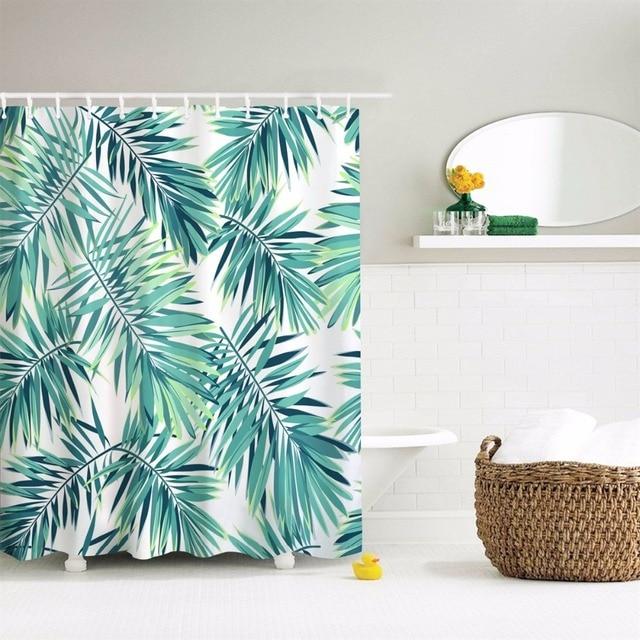 peinture tanche douche peinture luhuile impression rideaux de douche tanche salle de bains. Black Bedroom Furniture Sets. Home Design Ideas