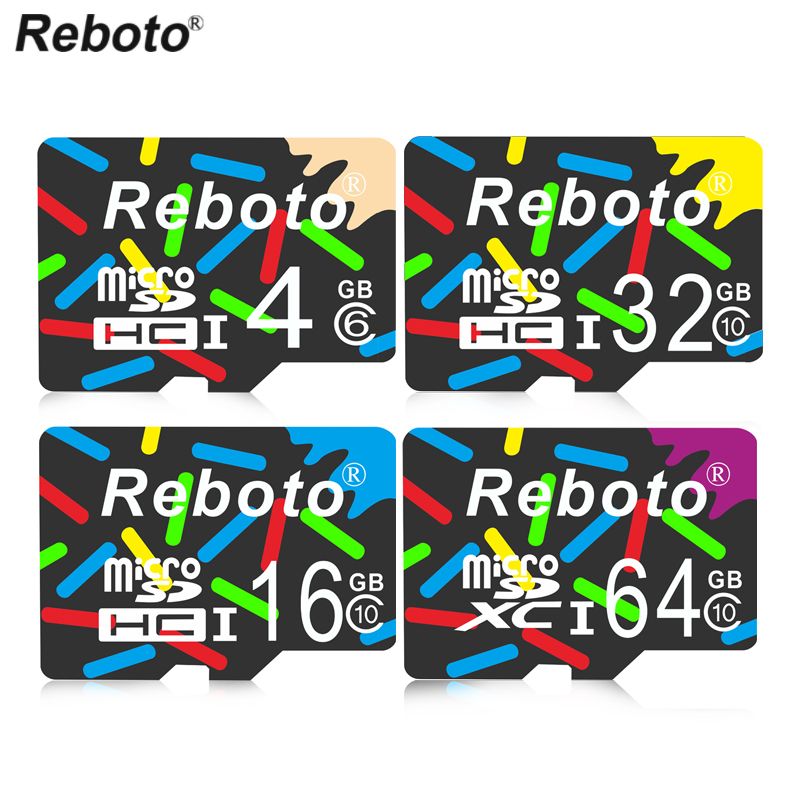 Memory Card 64GB 32GB 16GB 8GB Class 10 UHS1 Colourful Micro SD Card C10 TF Card for Smartphone Camera Mini Flas Card ...