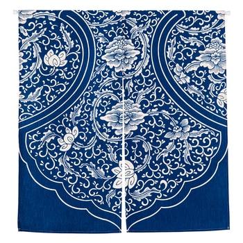 Nice Curtains Door Valance Curtains Beautiful Linen Cotton Fabric Classical Printing Width 85cm,Length 90cm/120cm,Shoot Curtain
