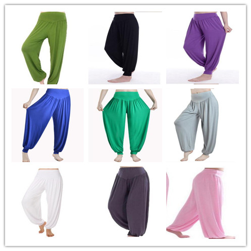 2020 Modal New Belly Dance Costumes Belly Dance Pants For Women Belly Dance Lantern Trousers